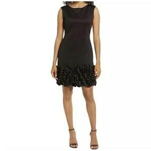 Donna Ricco New York Womens Black Dress Size 12